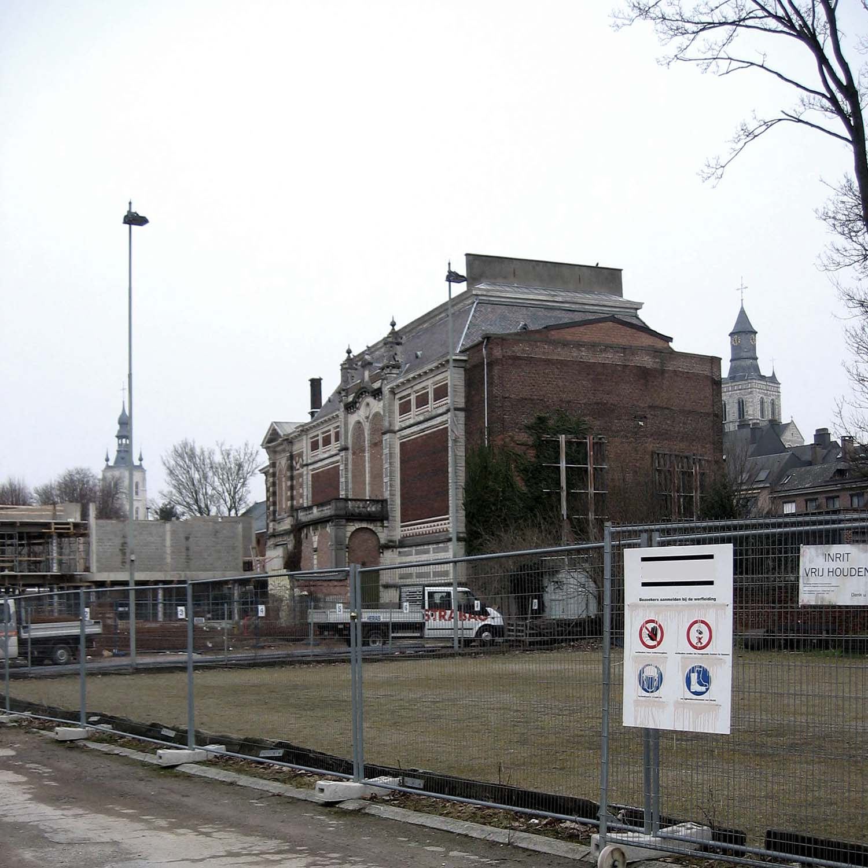 Sint-Jorisplein Tienen_Beeld 2