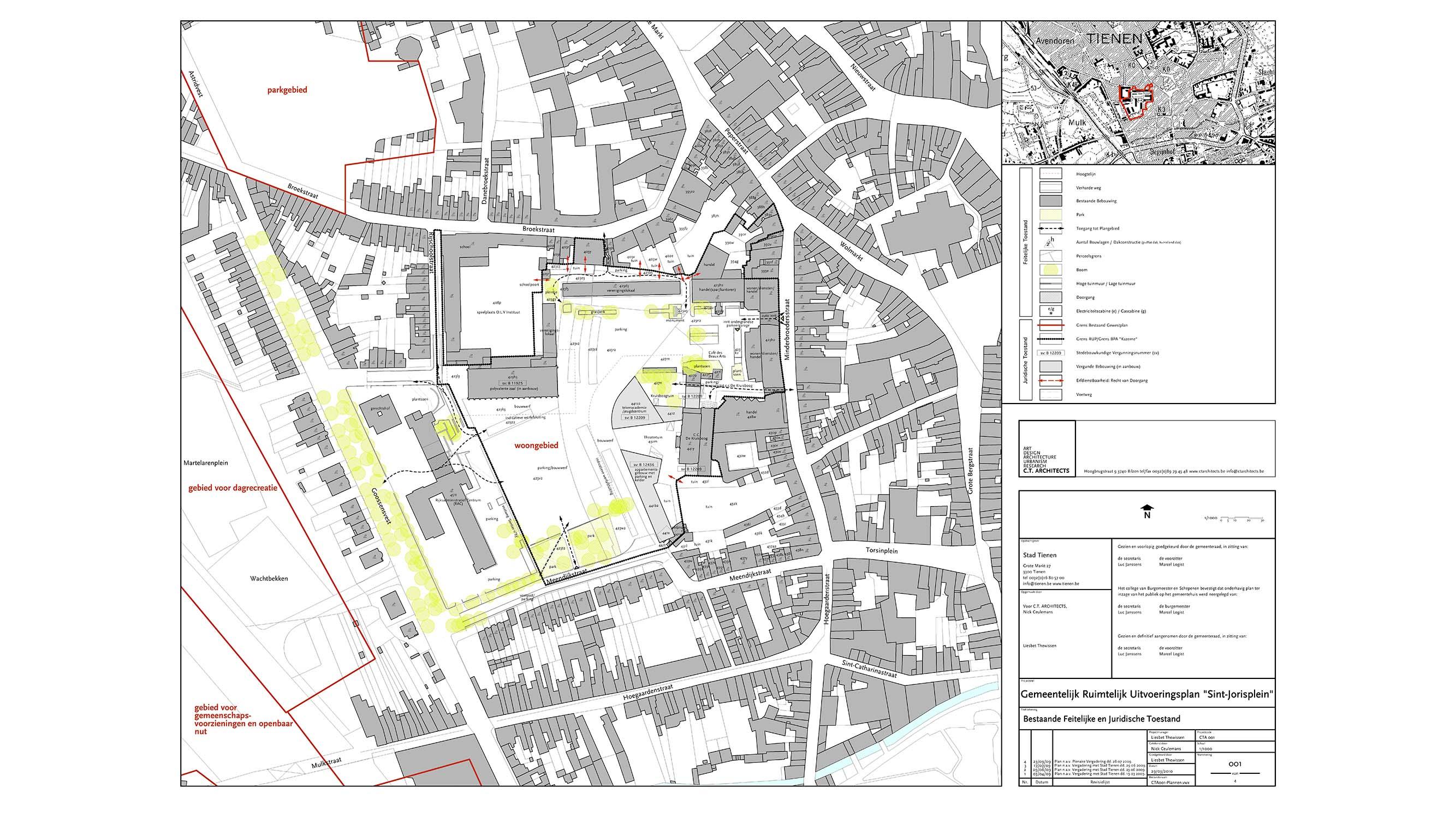 Sint-Jorisplein Tienen_Beeld 4