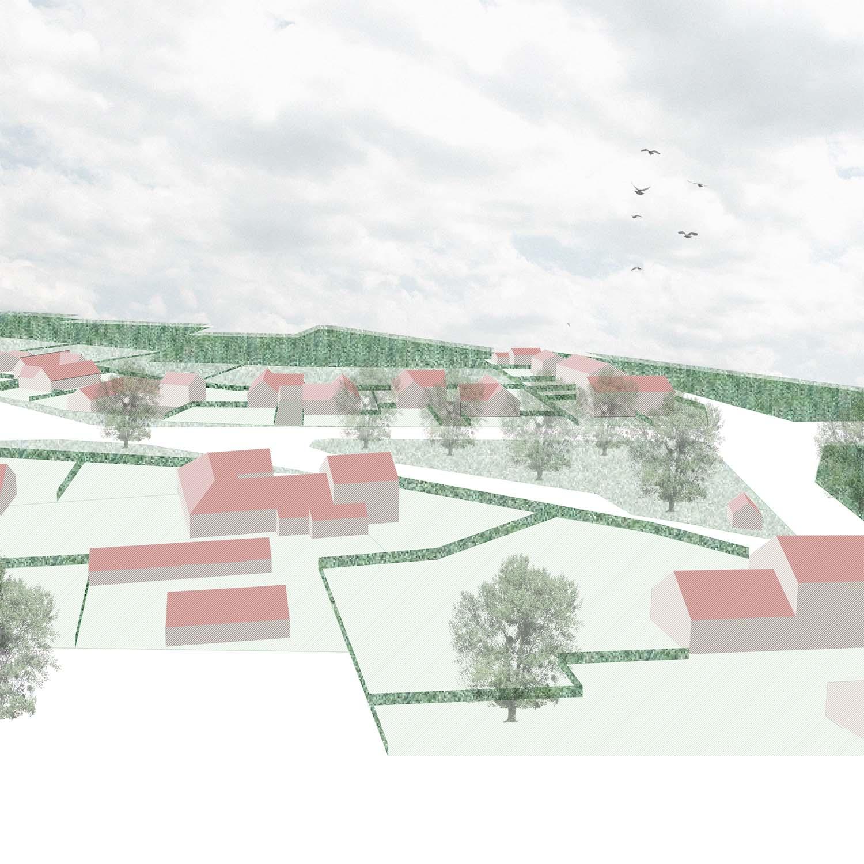 Markante gebouwen_Straatbeeld 1_3 scenario's