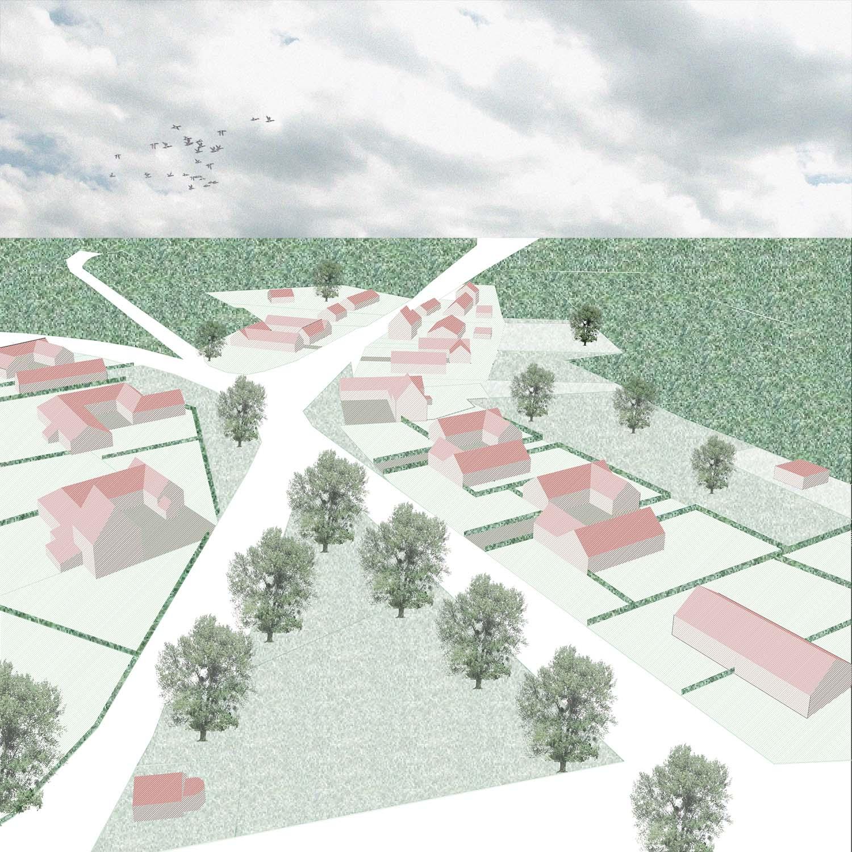 Markante gebouwen_Straatbeeld 2_3 scenario's